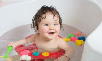 Bath Safety for Babies and Toddlers